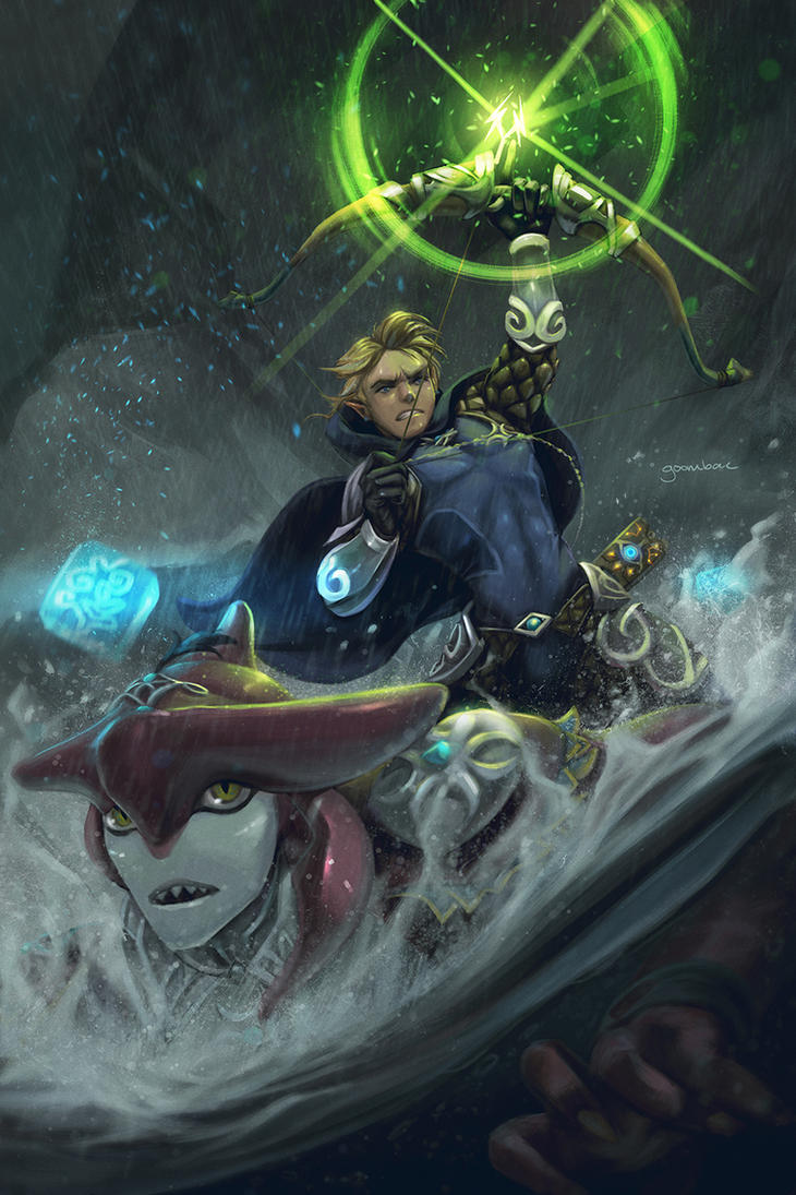 The Battle of Vah Ruta by Goombac
