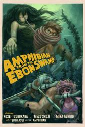 Amphibian from the Ebon Swamp