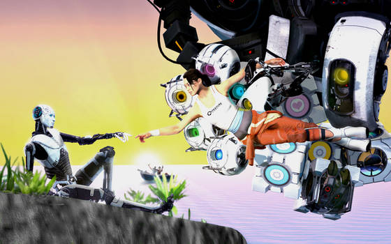 The creation of The Talos Principle by VLSN
