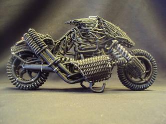 mototerminator prototype by destart