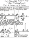 Erect A Monument Like An Egyptian! by OliverRed