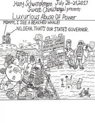 Luxurious Abuse of Power by OliverRed
