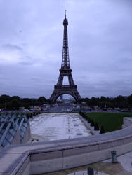 Eiffel Tower Photo 1 by OliverRed
