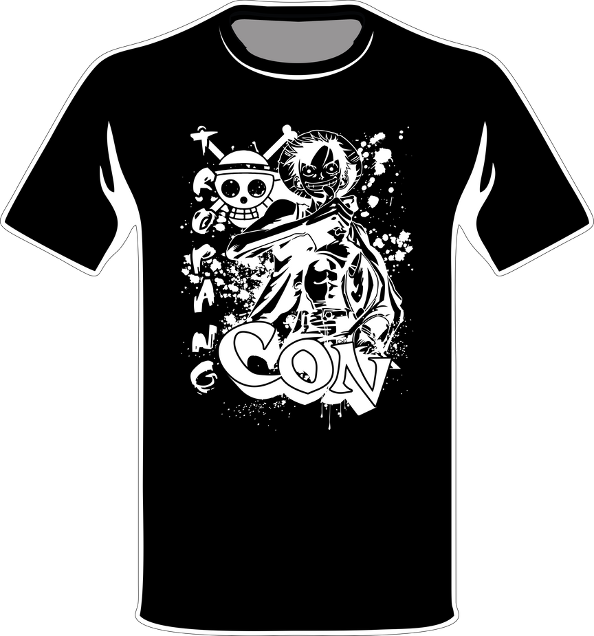 Design t shirt for group - Op T Shirt Design For Tropang Con Group By Kram27