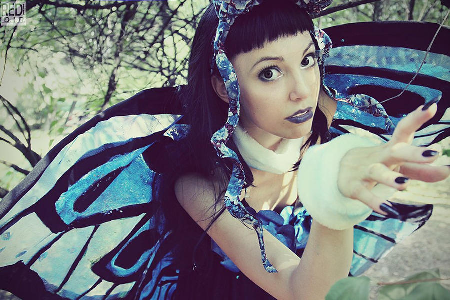 Yukari Butterfly by NatalieCartman