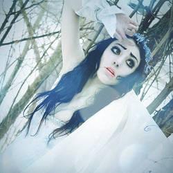 Corpse Bride cosplay by NatalieCartman