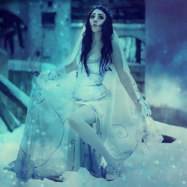 Corpse Bride -Emily by NatalieCartman