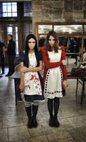 Alice vs Alice