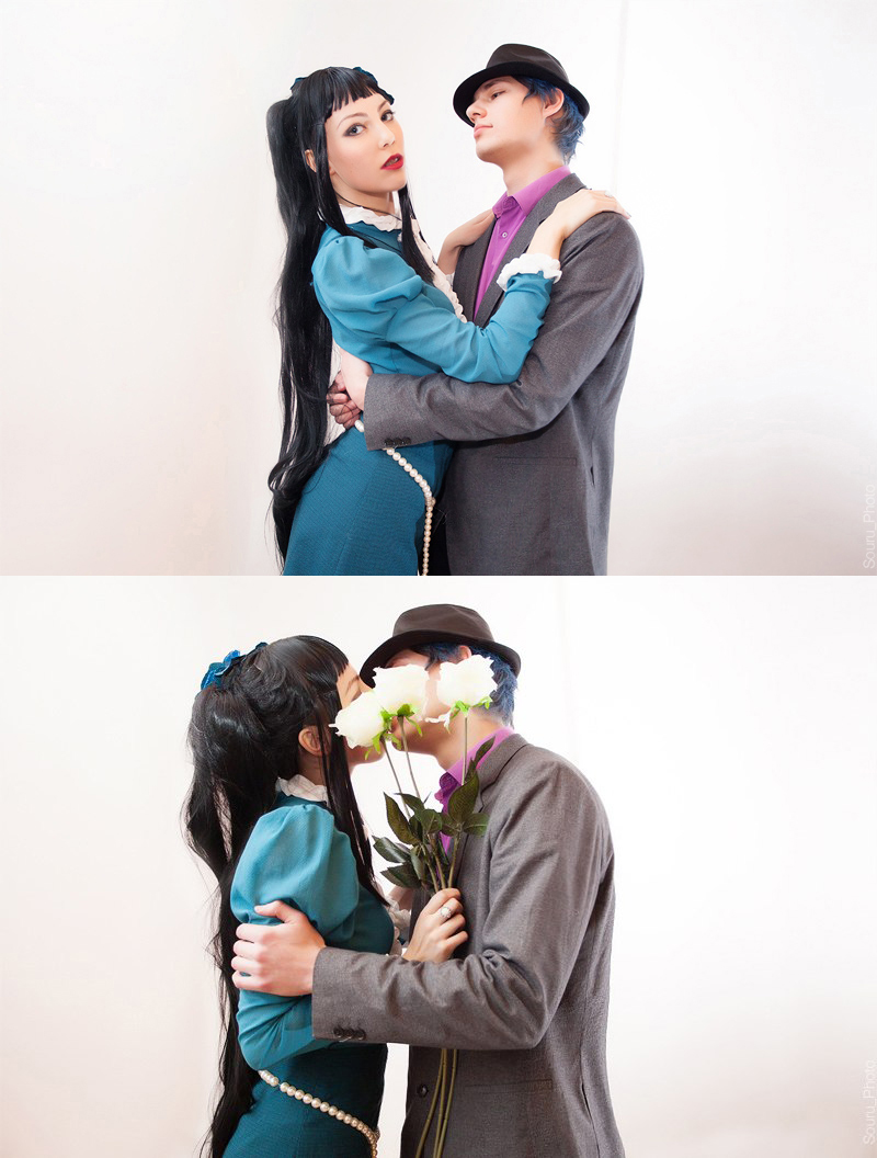 paradise kiss cosplay by NatalieCartman