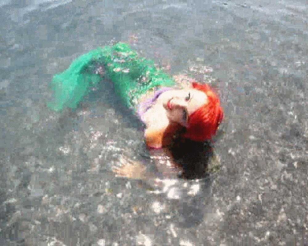 The Little Mermaid GIF by NatalieCartman