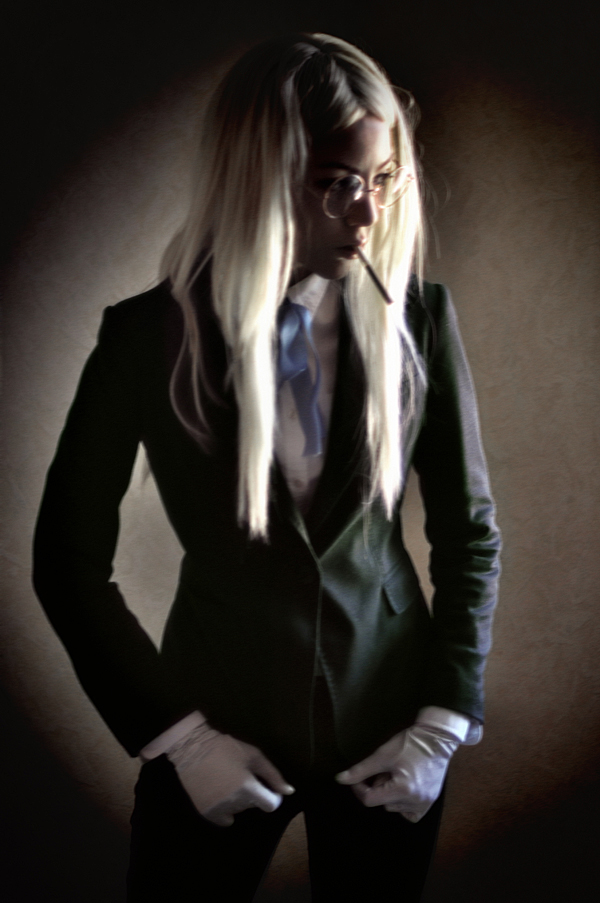 Sir Integra Hellsing by NatalieCartman