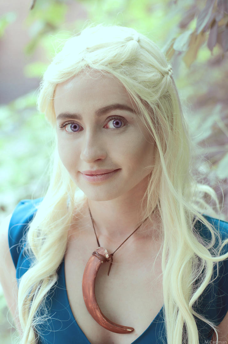 Daenerys Targaryen by NatalieCartman