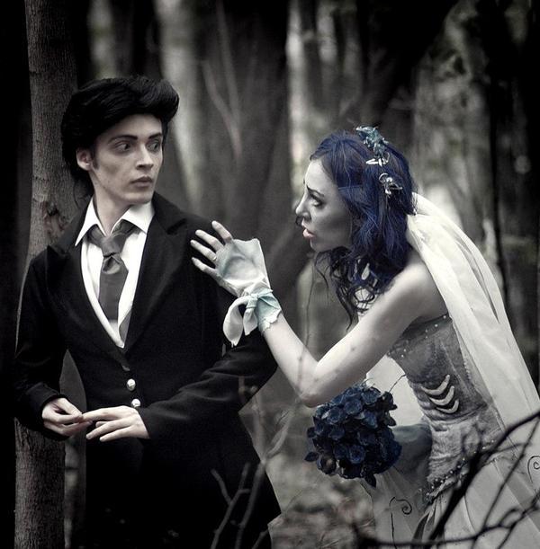 Corpse Bride Victoria Cosplay: Corpse Bride By NatalieCartman On DeviantArt