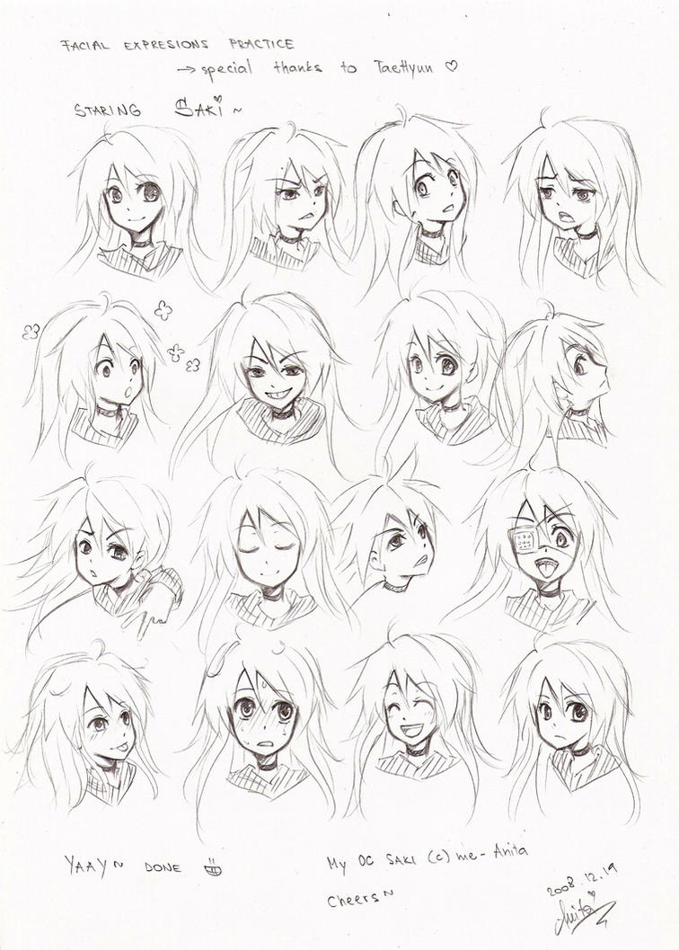 how to draw expressions deviantart
