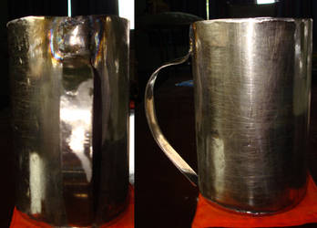 Stainless Steel Cup by Itami-Ozanare