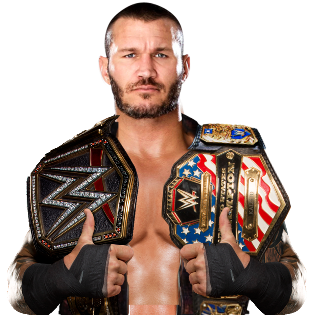 Randy Orton WWE and US Champion 2017 by ThePhenomenalSeth ...