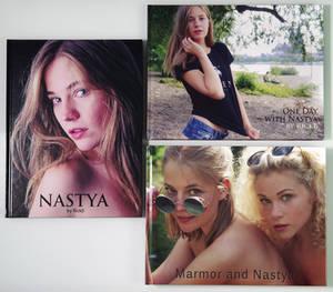 *** 3 Books with Nastya - 10% Discount *