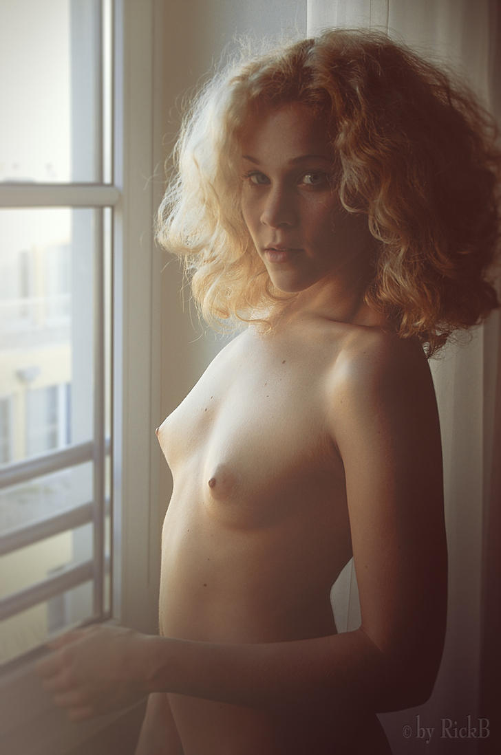Helena at the Window VI by RickB500