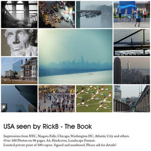 USA seen by RickB - The Book