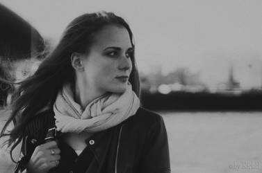 Dans le port d'Amsterdam - In memoriam Jacque Brel by RickB500