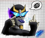 Prowl animated Doodle (LeL)