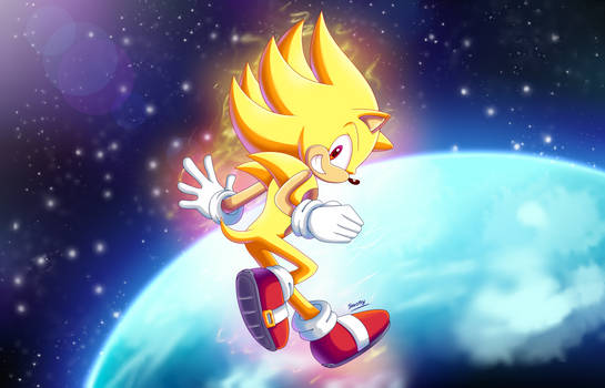 Super Sonic .:Contest entry:.