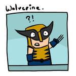 Jamie Smart's Wolverine by brobe