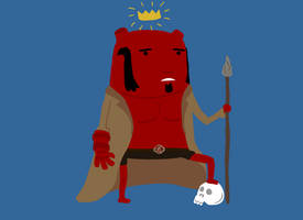 4. Hellboy by brobe