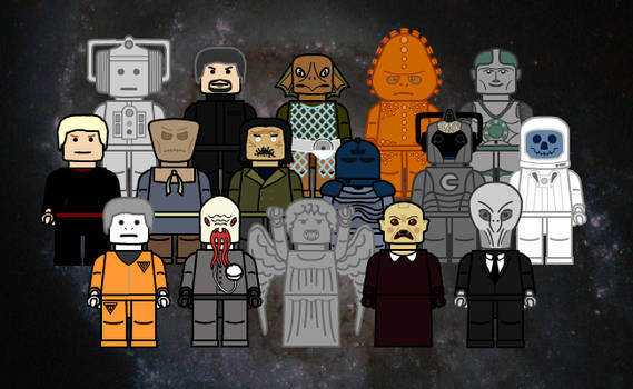 LEGO Doctor Who - Monsters