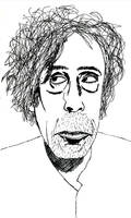 Tim Burton by brobe