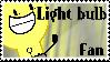 Lightbulb Fan by Kaptain-Klovers
