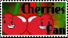 Cherries Fan by Kaptain-Klovers