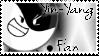 Yin Yang Fan by Kaptain-Klovers