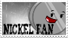 Nickel Fan by First-Mate-Klovers