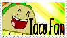 Taco Fan by Kaptain-Klovers