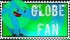 Globe Fan by First-Mate-Klovers