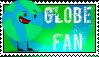 Globe Fan by Kaptain-Klovers