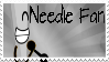 Needle Fan by Kaptain-Klovers