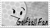 Golf ball Fan by First-Mate-Klovers