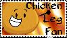 Chicken Leg Fan