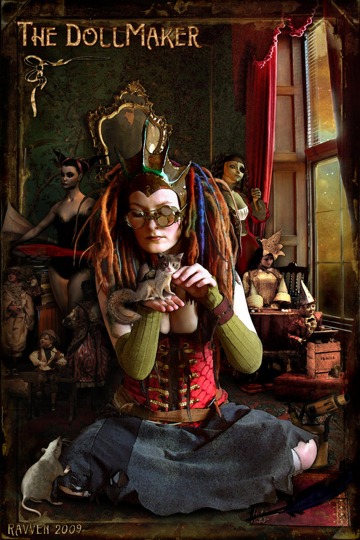 The Dollmaker by Ravven78