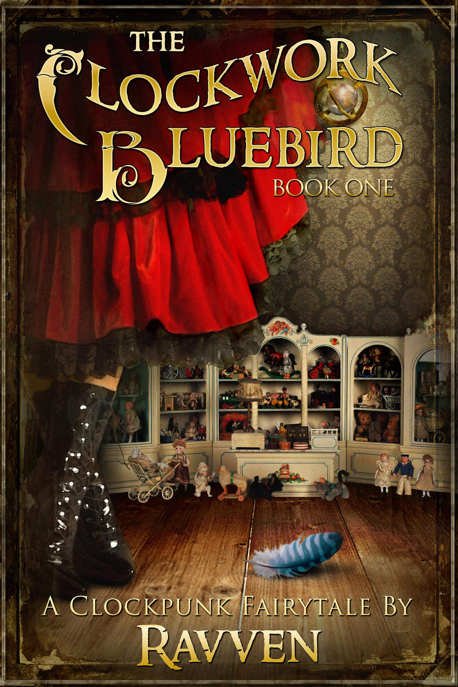 The Clockwork Bluebird