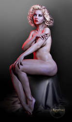 Retro Nude by Ravven78