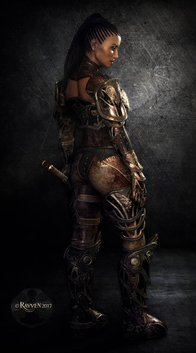 Knight In Shadow by Ravven78
