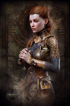 Fantasy Medieval Portrait