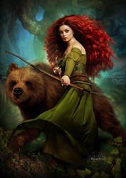 Merida the Hunter