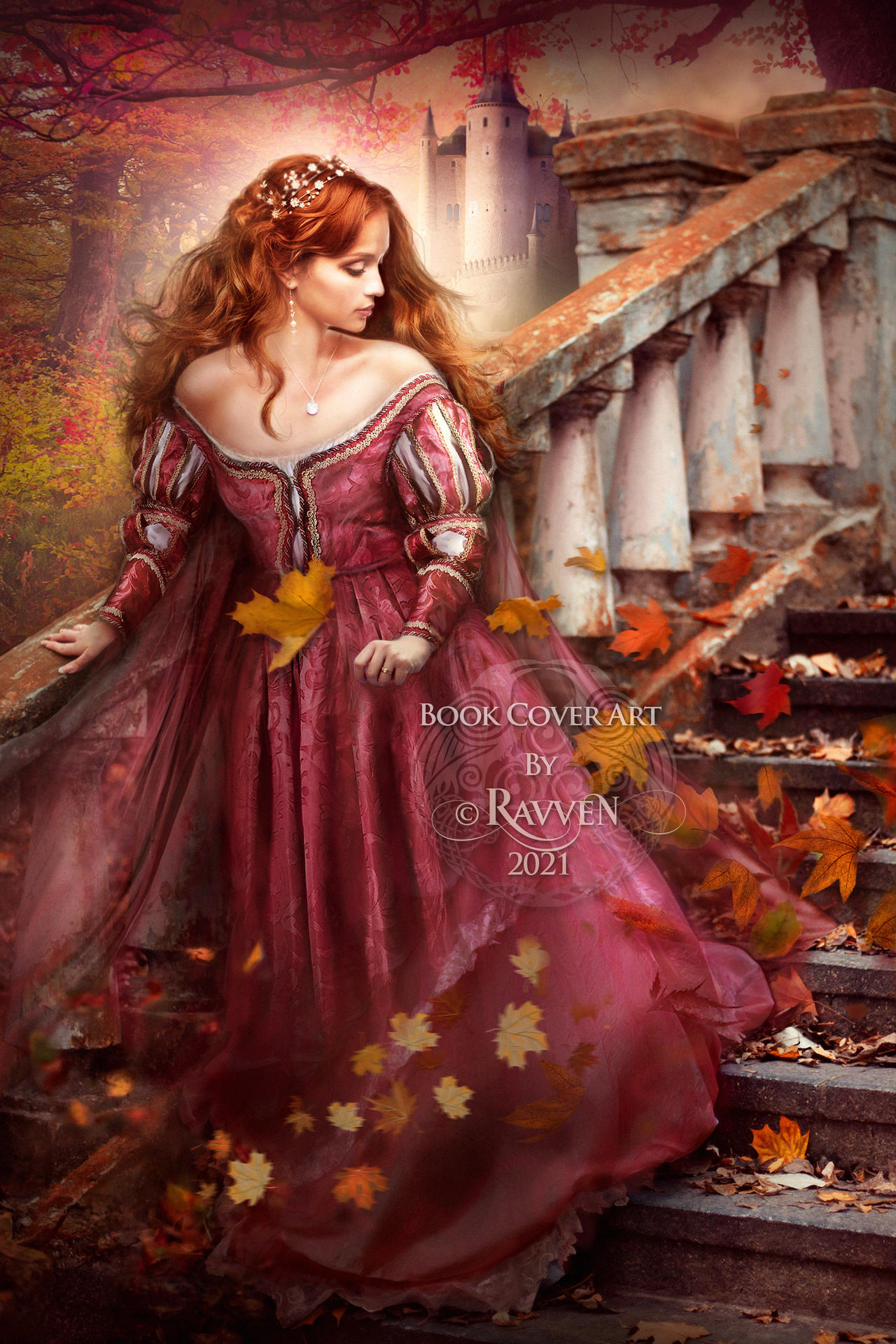 Cover Art: Ashes of Roses