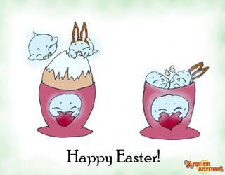 Requiem aeternam - Happy Easter!