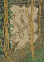 ArtMacoro Kalendar 2017 - Hidden Temple of Snakes