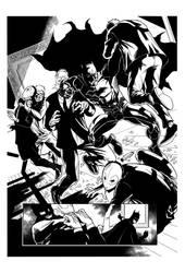 Batman Rebirth sample #5 by CanalesComics